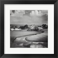 Framed Beach Path-Mini