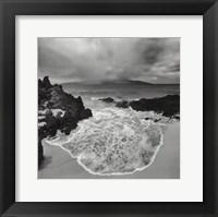 Framed Beach Oasis-Mini