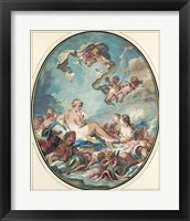 Framed Birth and Triumph of Venus