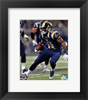 Framed Tavon Austin 2013 football