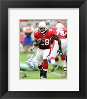 Framed Rashard Mendenhall with the ball 2013