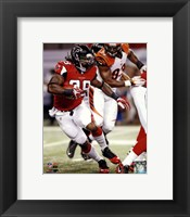 Framed Steven Jackson 2013 Action