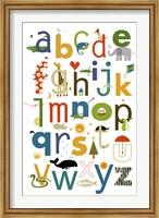 Framed ABC