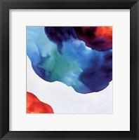 Framed Jewels, Aqua