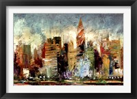 Framed Metropolis