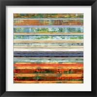 Framed New Lines 1