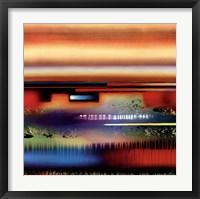 Lightfast I Framed Print