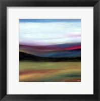 Framed Prairie Abstract 4