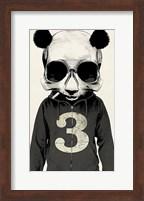 Framed Panda No. 3