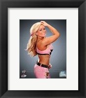 Framed Natalya 2013 Posed