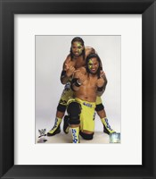 Framed Usos 2013 Posed