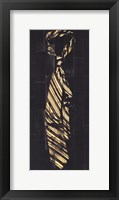 Framed Single Man's Tie II