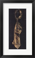 Framed Single Man's Tie IV