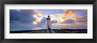 Framed Port Fairy Lighthouse 3
