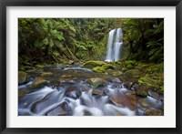 Framed Beauchamp Falls II