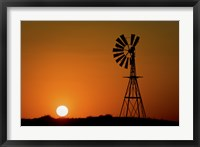 Framed Windmill 2