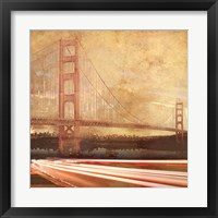 Framed Golden Gate Parkway