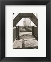 Framed Tappan Zee Bridge
