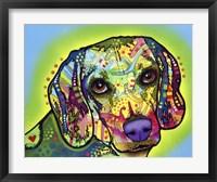 Framed Beagle