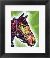Framed Horse 2