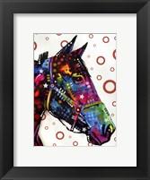 Framed Horse 1