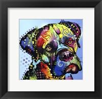 Framed Mastiff Warrior