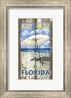 Framed Beach Umbrella