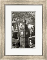 Framed Big Ben View II