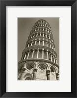 Framed Pisa Tower II