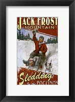 Framed Sledding
