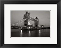 Framed Tower Bridge I