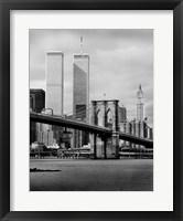 Framed WTC