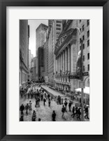 Framed Wall Street HDR 1