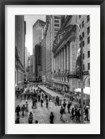 Framed Wall Street HDR 1