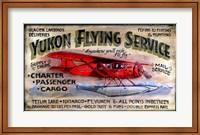 Framed Yukon