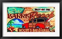 Framed Woody