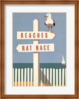 Framed Beaches vs. Rat Race