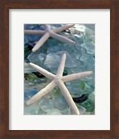 Framed Seaglass 1