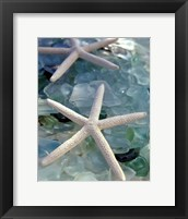 Framed Seaglass 1