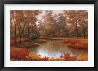 Framed Beauty of Autumn