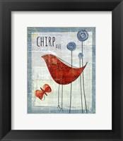 Framed Chirp Ave