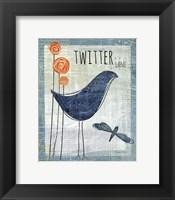 Framed Twitter Lane