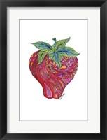Framed Strawberry