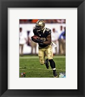 Framed Mark Ingram 2013 Action
