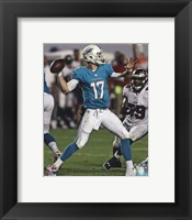 Framed Ryan Tannehill 2013 Action