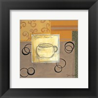 Framed French Vanilla
