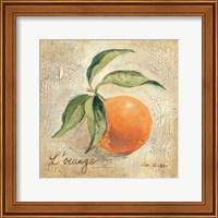 Framed L'Orange