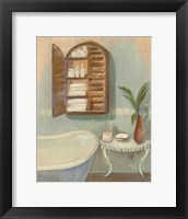 Framed Steam Bath II