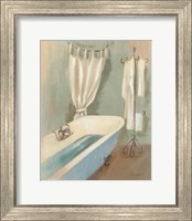Framed Steam Bath III