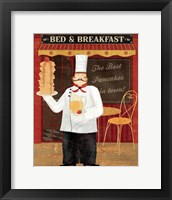 Framed Chef's Specialties I